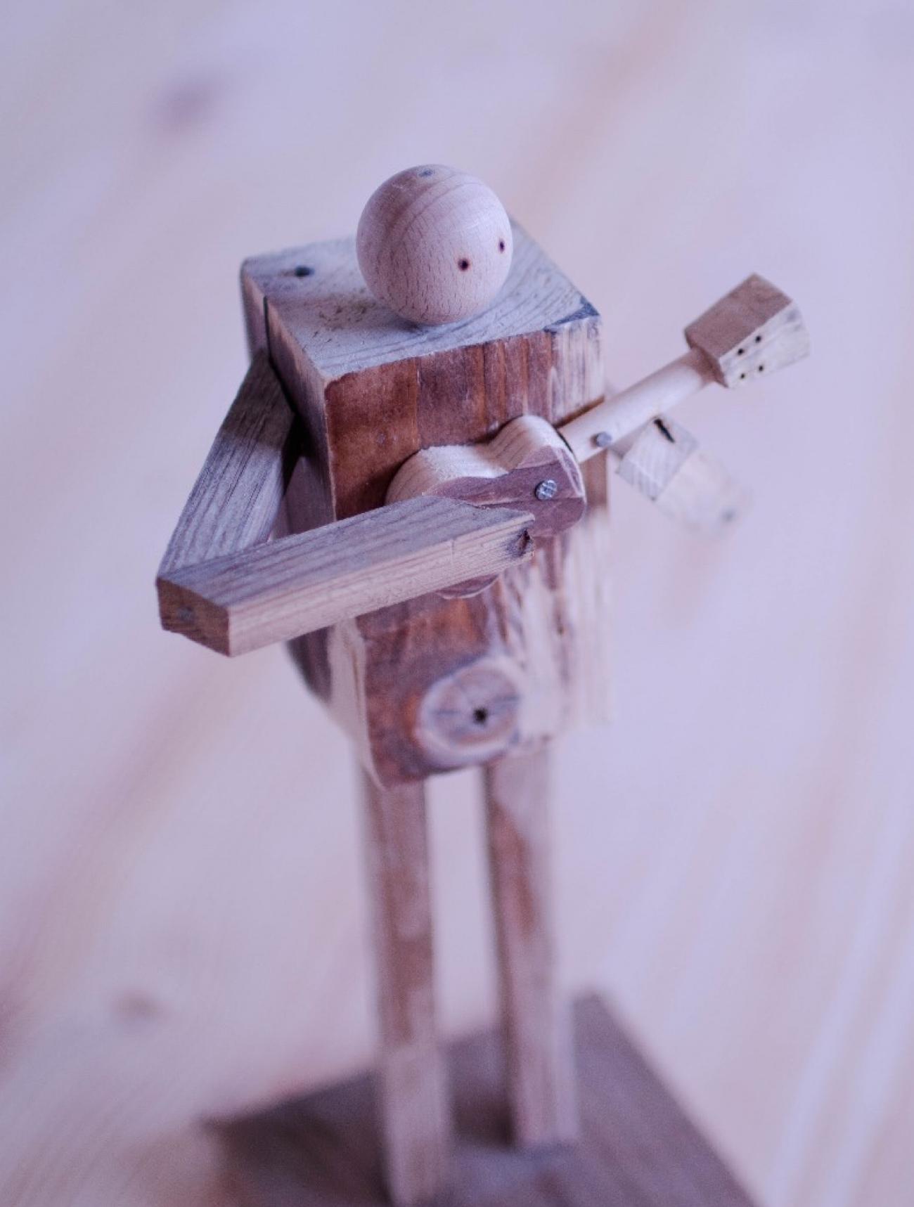 Ukelele madera
