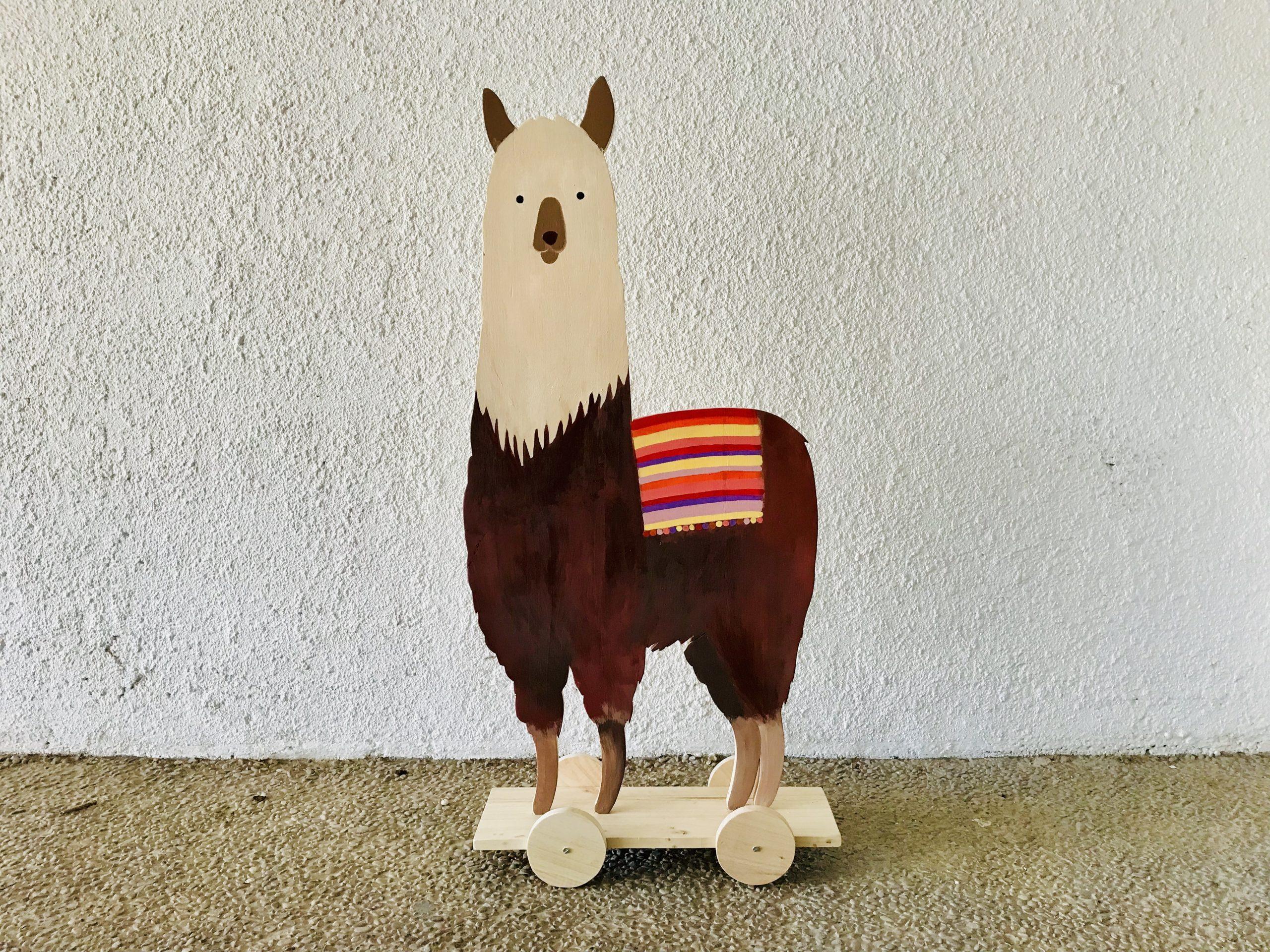 decoracion-eventos-infantiles-alpaca-llama