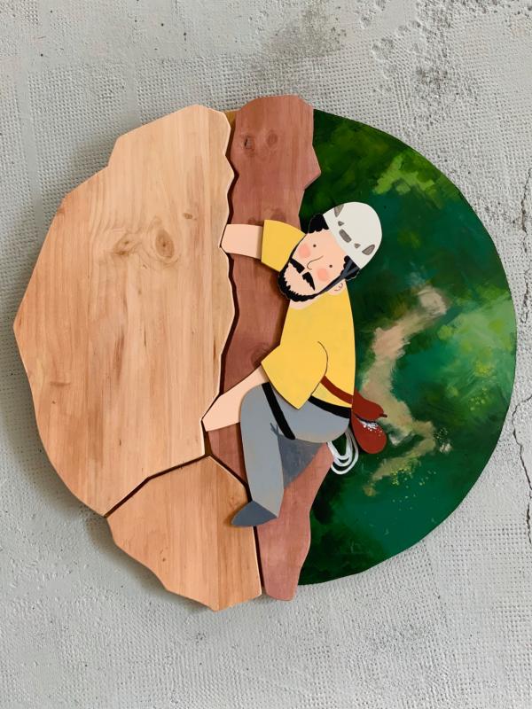 Decoración en madera